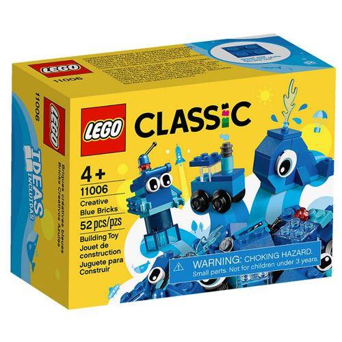 LEGO Classic 11006 Peças Azuis Criativas