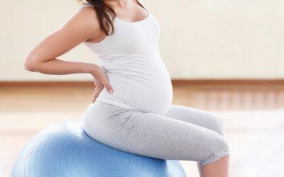 Dicas do que fazer para aliviar dor nas costas durante a gravidez